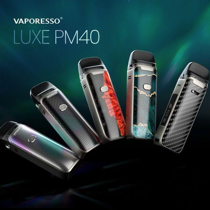 Vaporesso LUXE PM40 Pod Mod Kit 1800mAh
