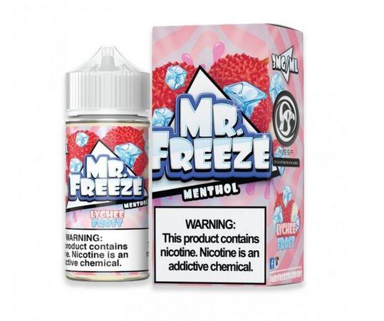 Juice Mr. Freeze Lychee Frost