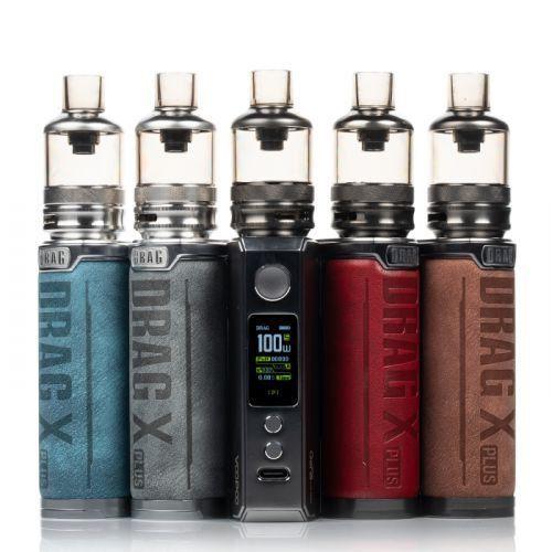 Voopoo Drag X Plus 100W - Kit