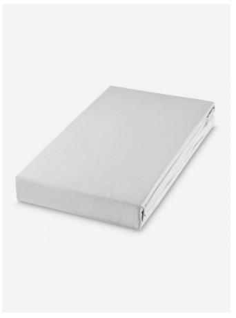 Lençol Avulso Com Elástico Slim Fit Casal By The Bed 160 Fios Branco - Slim Fit