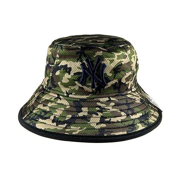 Bucket Hat New Era Redux-Camuflado