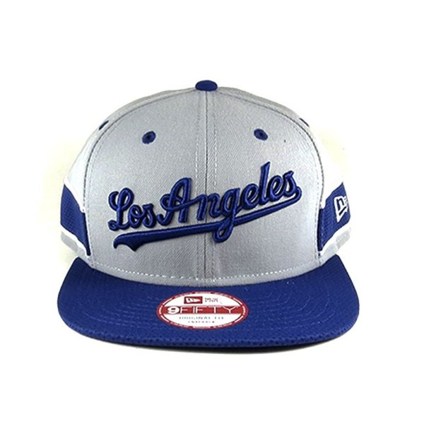Boné New Era Los Angeles Dodgers Original Snapback