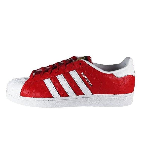 Tênis Adidas Superstar Animal