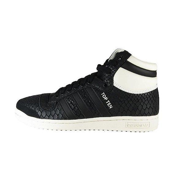 Tênis Adidas Top Ten W-Black/White