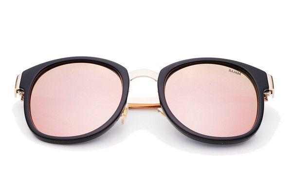 THE TOBY REVO-Óculos de Sol Grande Vintage Redondo e Fashion