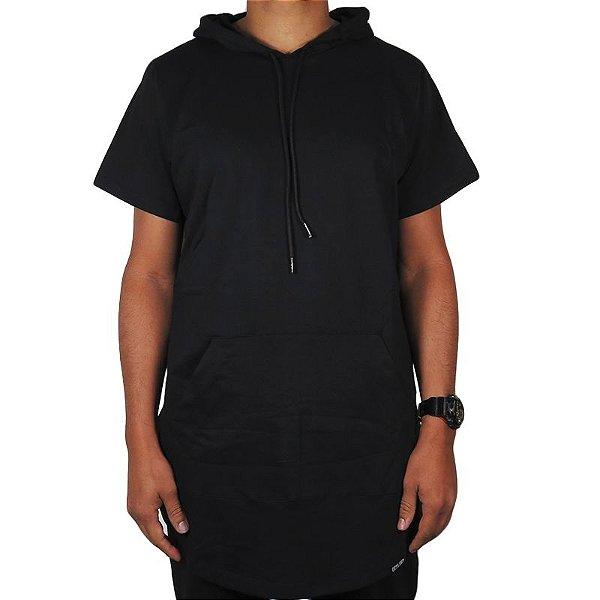Camiseta Outlawz LongLine hood
