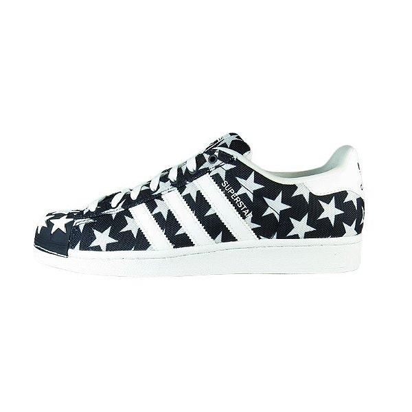 Tênis Adidas Superstar Shell Toe Pack-Star