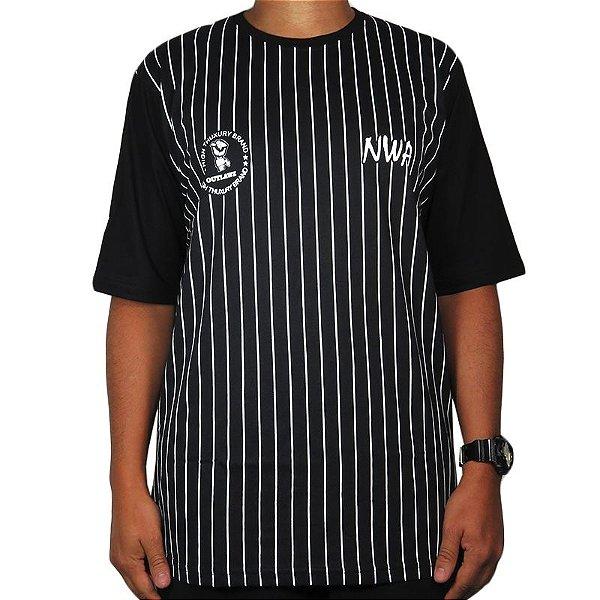 Camiseta Outlawz Comptom 1986-Preta