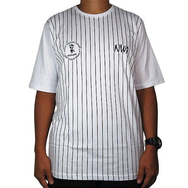 Camiseta Outlawz Comptom 1986-Branca
