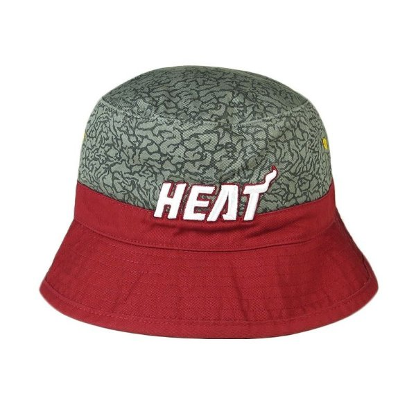 Bucket Mitchell & Ness - Heat