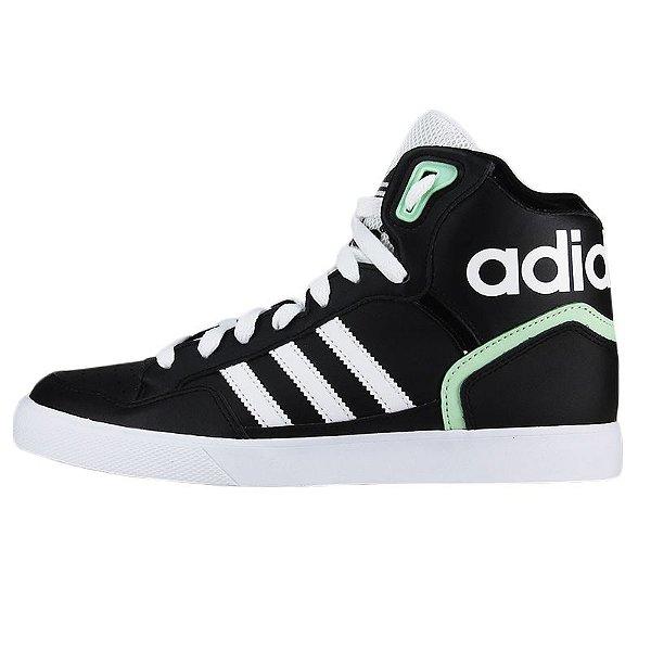 Tênis Adidas Extaball W Core-Preta/Verde