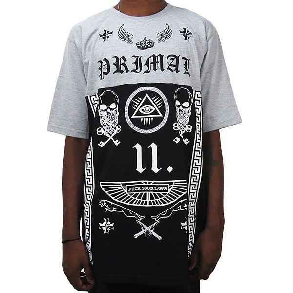 Camiseta Outlawz Primal Fuck Your Lawz