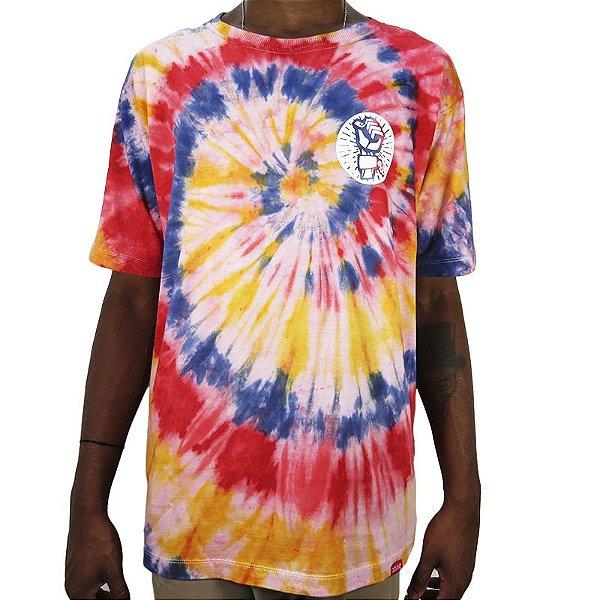 Camiseta Outlawz Tie Dye Do It Your Self Multicolor 1