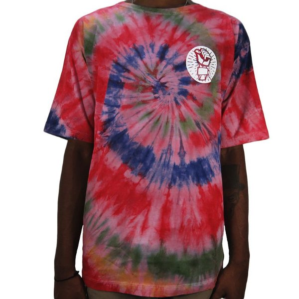 Camiseta Outlawz Tie Dye Do It Your Self Multicolor 2