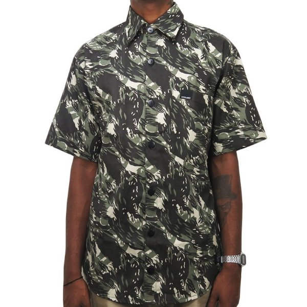 Camisa Outlawz Amazon Camuflado