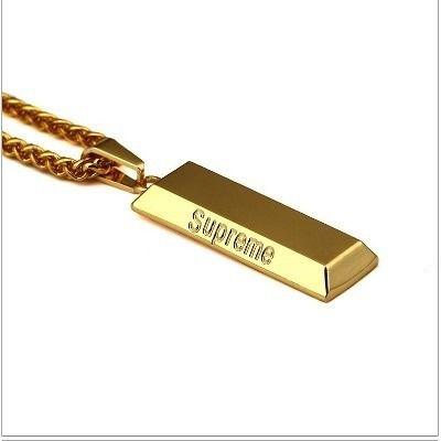 Cordão Hip Hop Mode 14K Gold