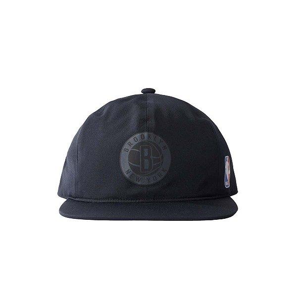 Boné Adidas Nba SBC Brooklyn Nets Reflective-Preto