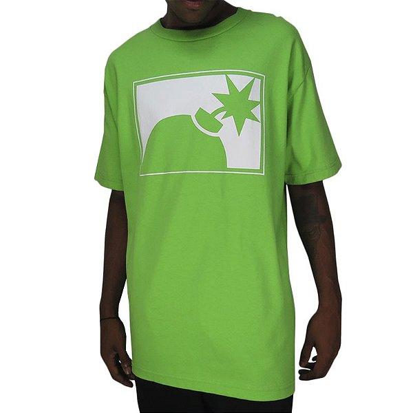 Camiseta The Hundreds Forever Halfbomb-Green