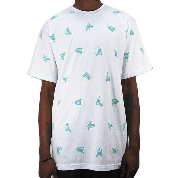 Camiseta Hocks Basica M/C Paiol-Branca