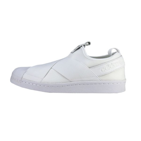 Tênis Adidas Superstar Slip On W-Branco