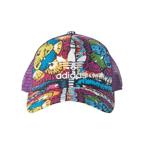 Boné Adidas Aba Curva Crochita Farm