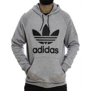 Blusa Moletom Adidas Originals Trefoil