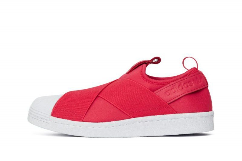 Tênis Adidas Superstar Slip On W-Rosa