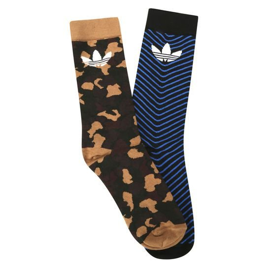 Meia Adidas Thin Crew Graphic-2 pares