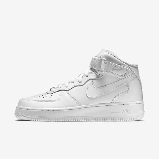 Tênis Nike Air Force 1 Mid ´07 - Branco