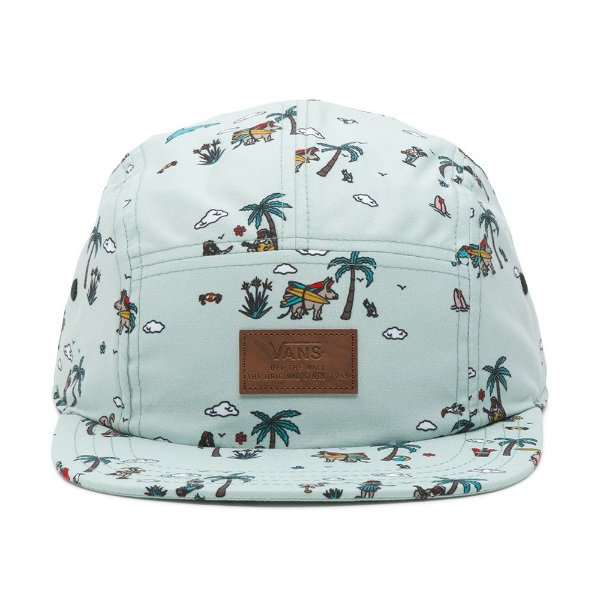 Boné Vans Davis 5 Panel Party Train