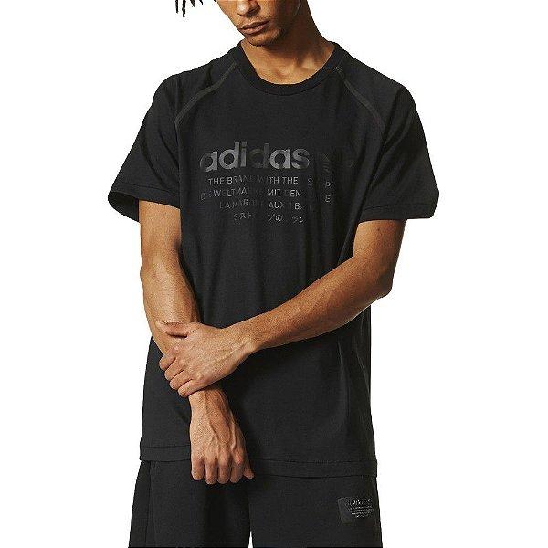 Camiseta Adidas NMD D - Preta