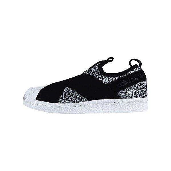 Tênis Adidas Superstar Farm Slipon