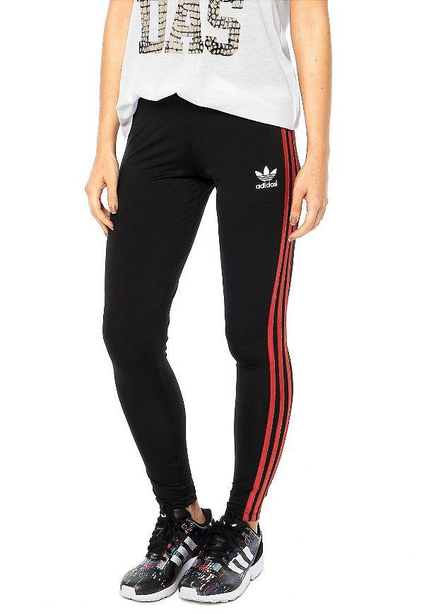 Calça Legging Adidas Originals Rita Ora Space Shift