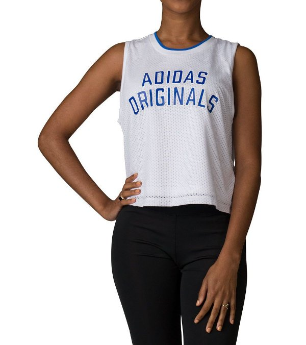 Regata Adidas Feminina Sleevess LA