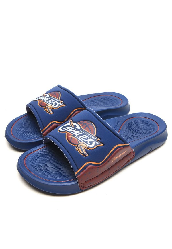 Chinelo Slide Rider Infinity NBA Gaspea Cleveland Cavaliers Azul
