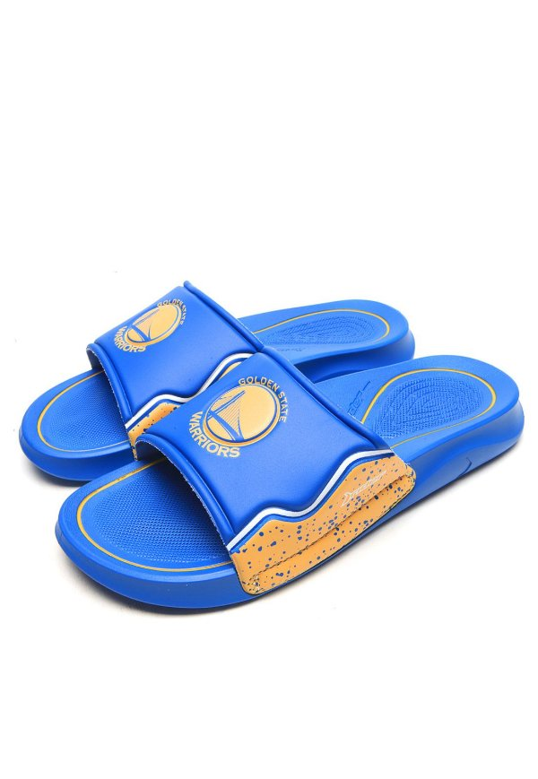 Chinelo Slide Rider Infinity NBA Gaspea Gold States