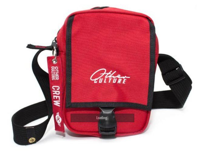 Shoulder Bag O.C Vermelha