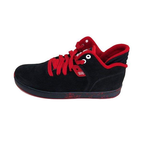 Tênis Hocks 4miga-Marinho/Red