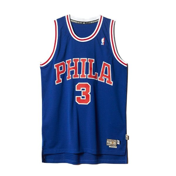 Regata Adidas Nba Retired Philadelphia 76ers - Allen Iverson