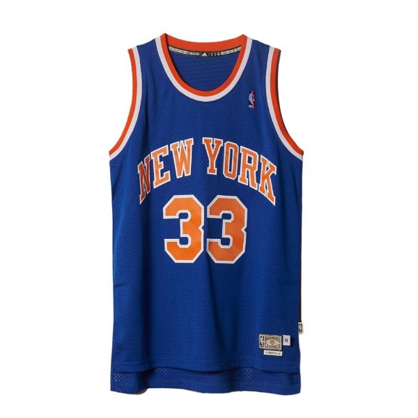 Regata Adidas NBA Retired Knicks - Patrick Ewing