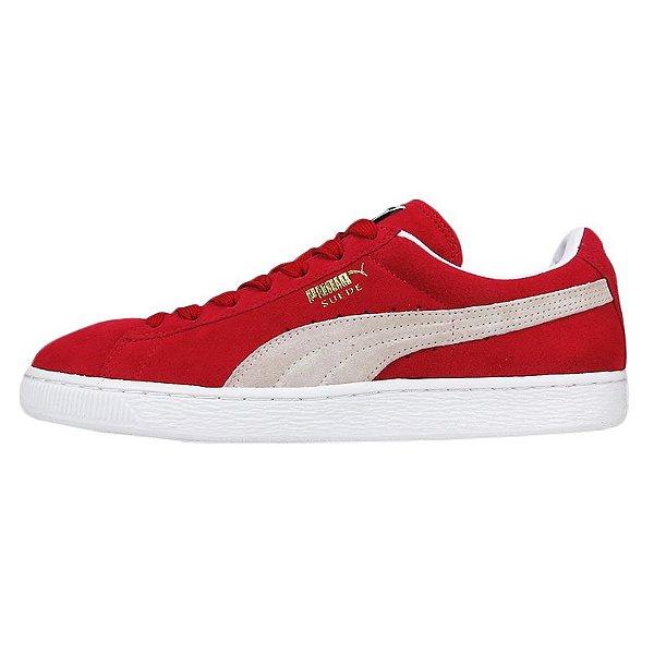 Tênis Puma Suede Classic-Vermelho