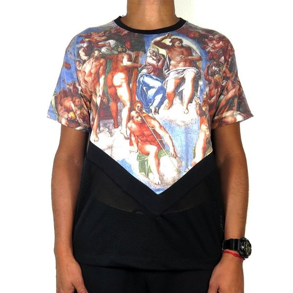 Camiseta Outlawz Visionary - Doomsday