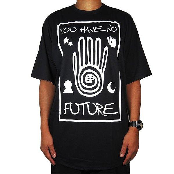 Camiseta Outlawz No future-Preta