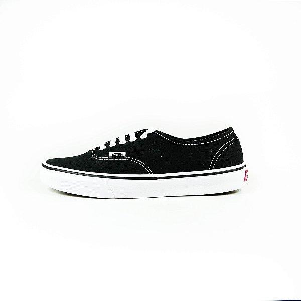 Tênis Vans Authentic-Black/White