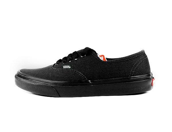Tênis Vans Authentic-Black/Black