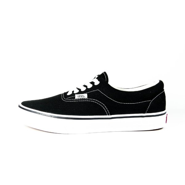 Tênis Vans Era - Black/White