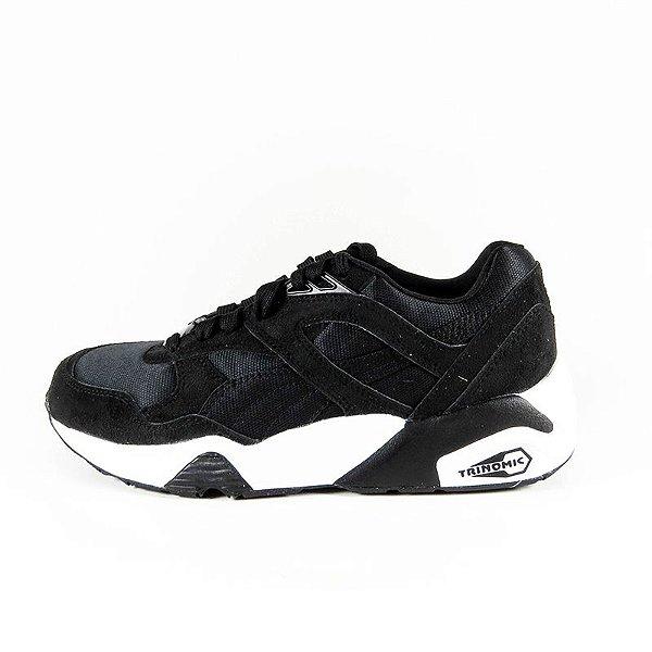 Tênis Puma Trinomic R698 - Black