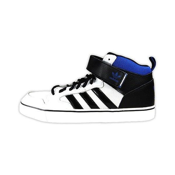 Tênis Adidas Varial Mid 2-Branco/Preto