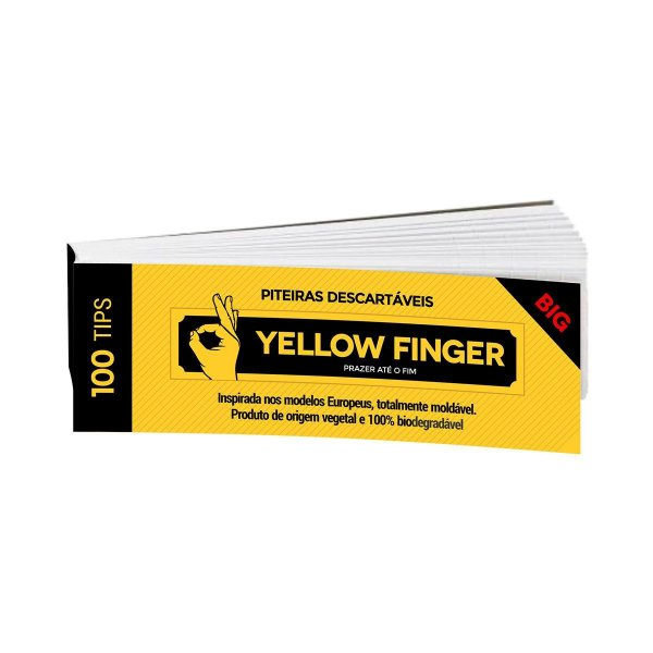 PITEIRA YELLOW FINGER BIG (UN)