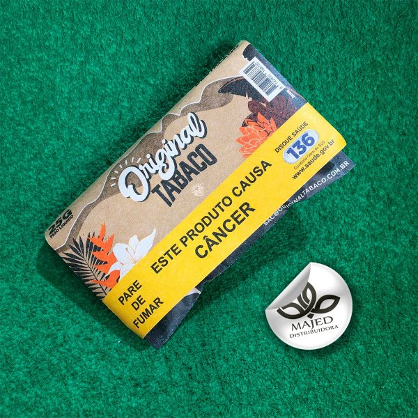Tabaco Bem Bolado Original 25g